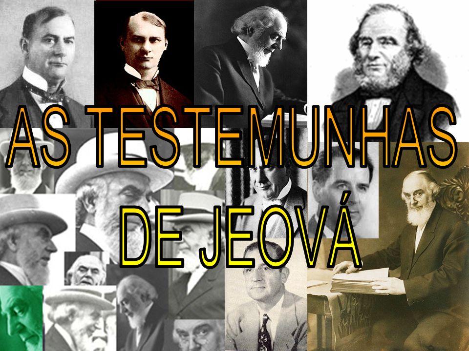 AS TESTEMUNHAS DE JEOVÁ