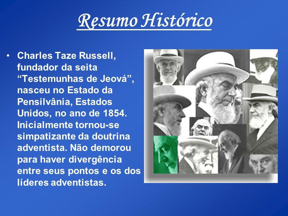 Resumo Histórico