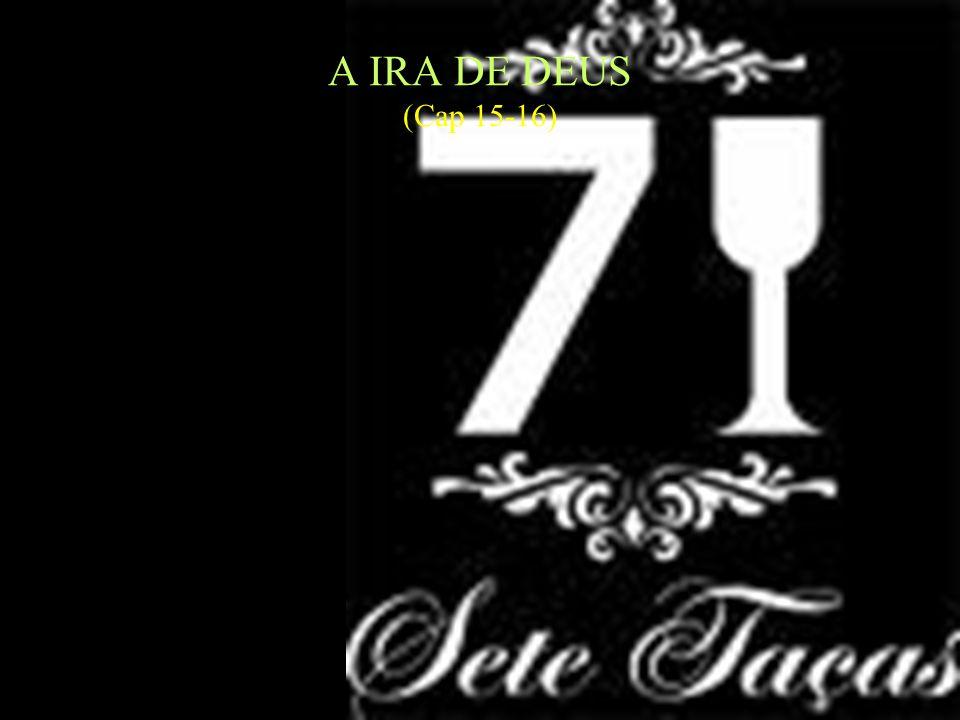 A IRA DE DEUS (Cap 15-16)