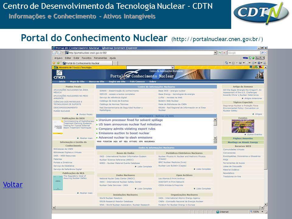 Portal do Conhecimento Nuclear (http://portalnuclear.cnen.gov.br/)