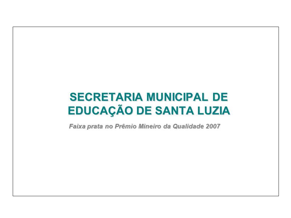 SECRETARIA MUNICIPAL DE EDUCAÇÃO DE SANTA LUZIA