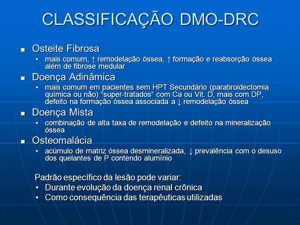 CLASSIFICAÇÃO DMO-DRC