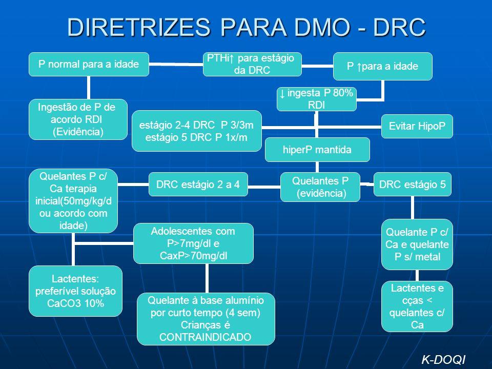 DIRETRIZES PARA DMO - DRC