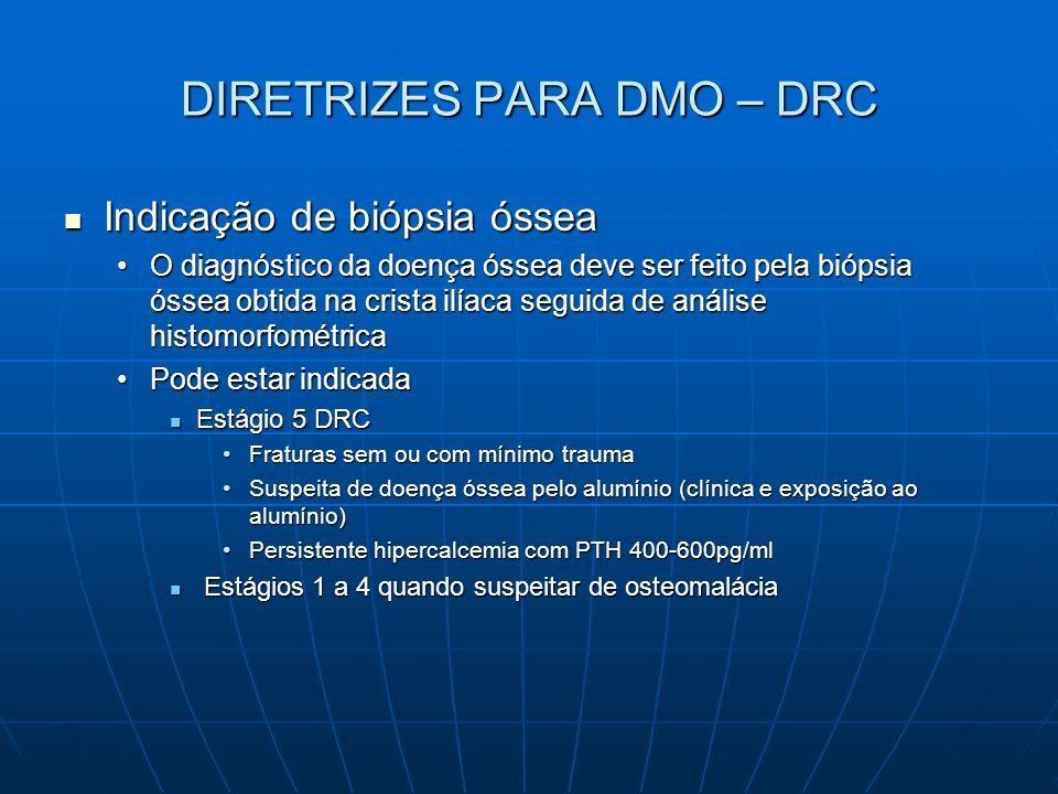 DIRETRIZES PARA DMO – DRC