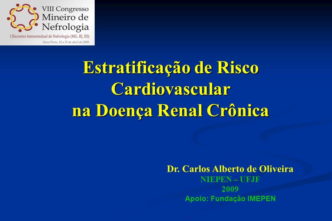 Estratificação de Risco Cardiovascular na Doença Renal Crônica