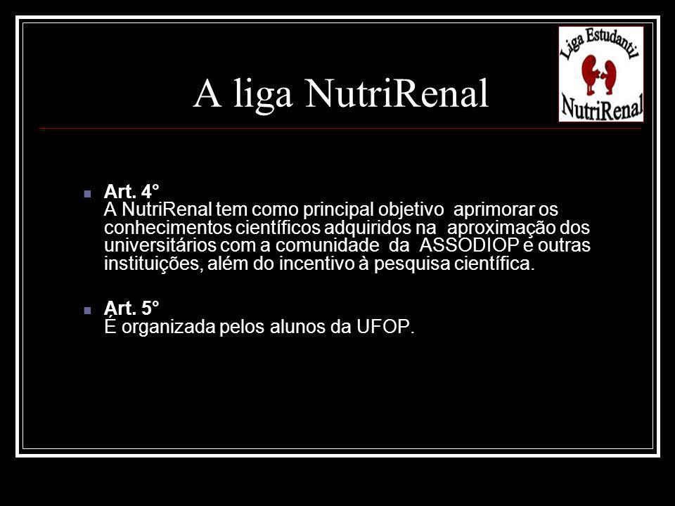 A liga NutriRenal