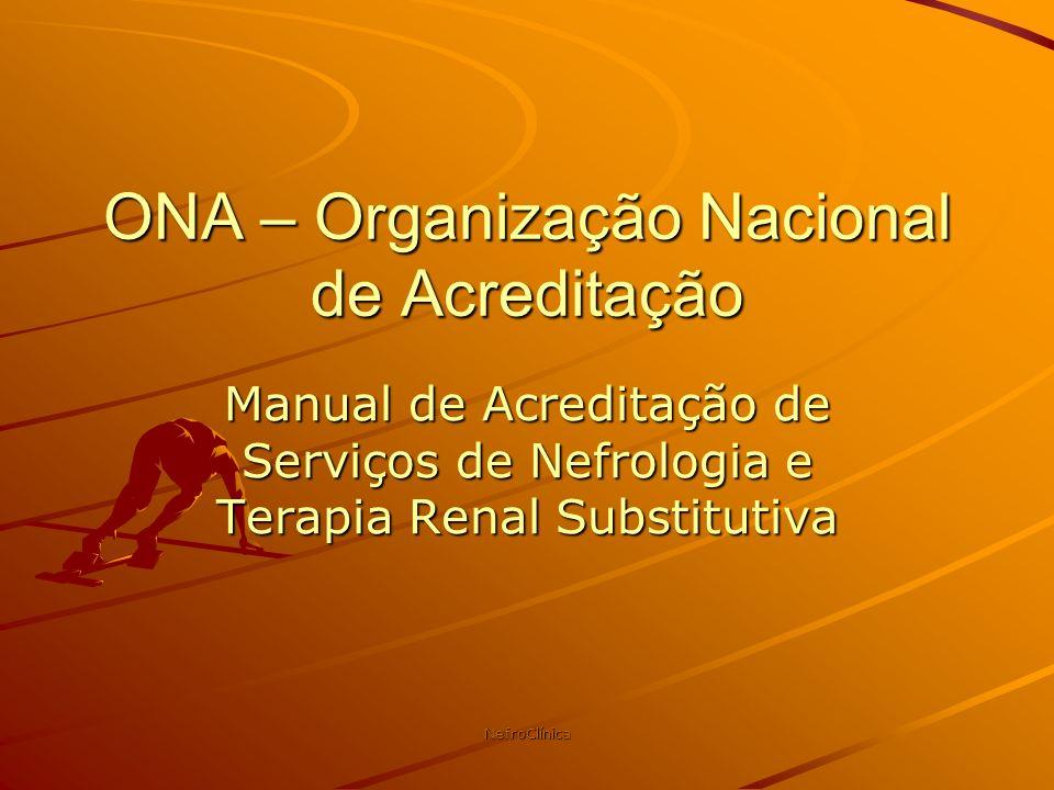 ONA – Organização Nacional de Acreditação