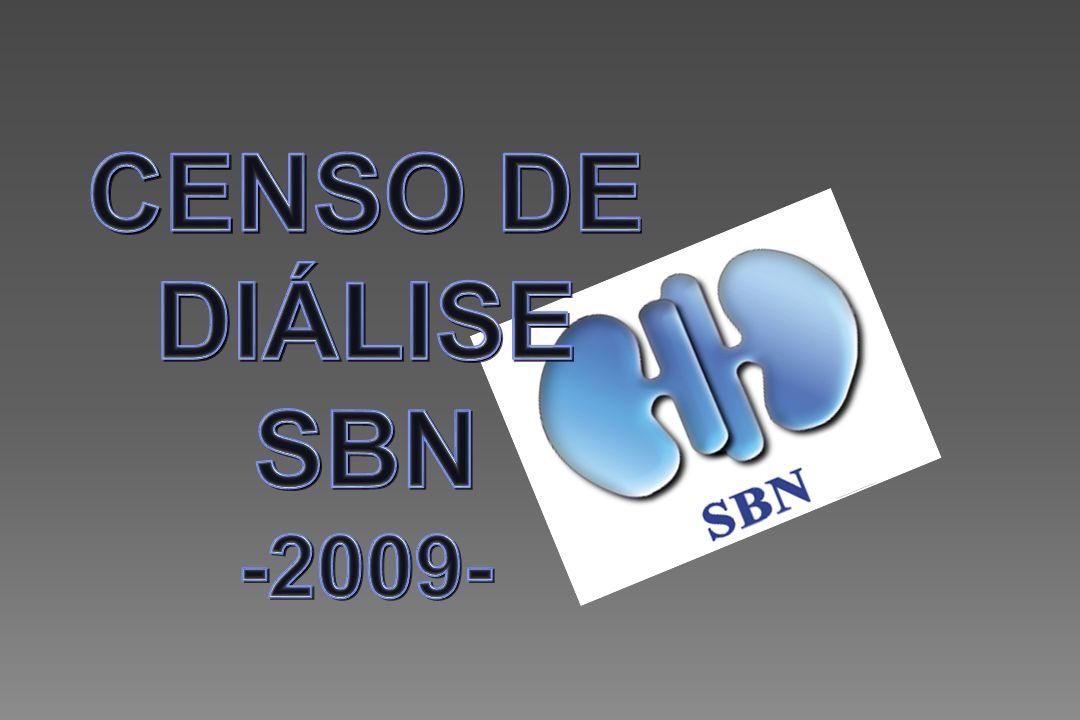 CENSO DE DIÁLISE SBN -2009-