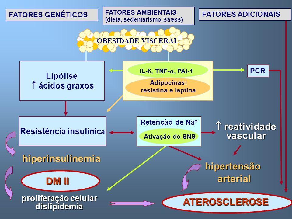 Resistência insulínica