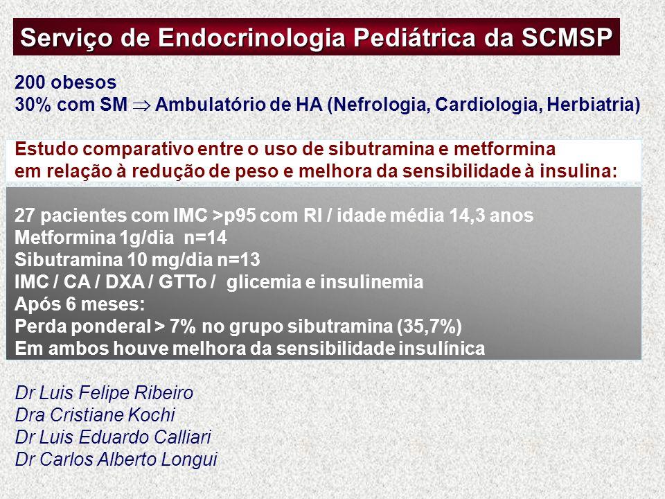 Serviço de Endocrinologia Pediátrica da SCMSP
