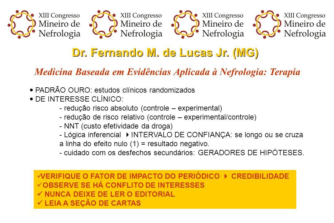 Dr. Fernando M. de Lucas Jr. (MG)