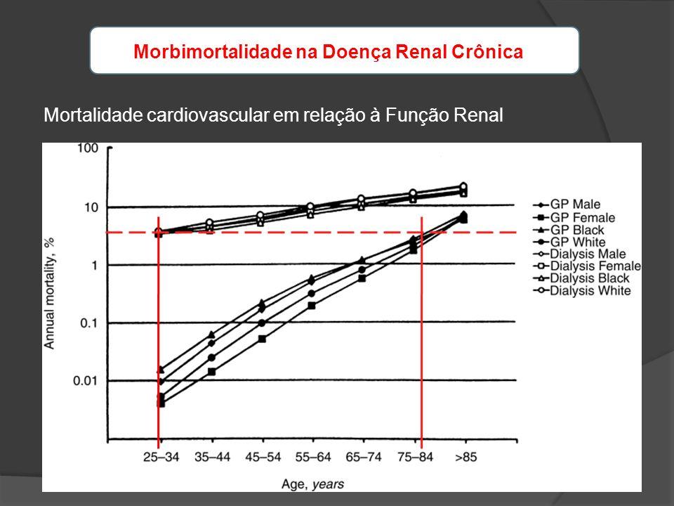 Morbimortalidade na Doença Renal Crônica