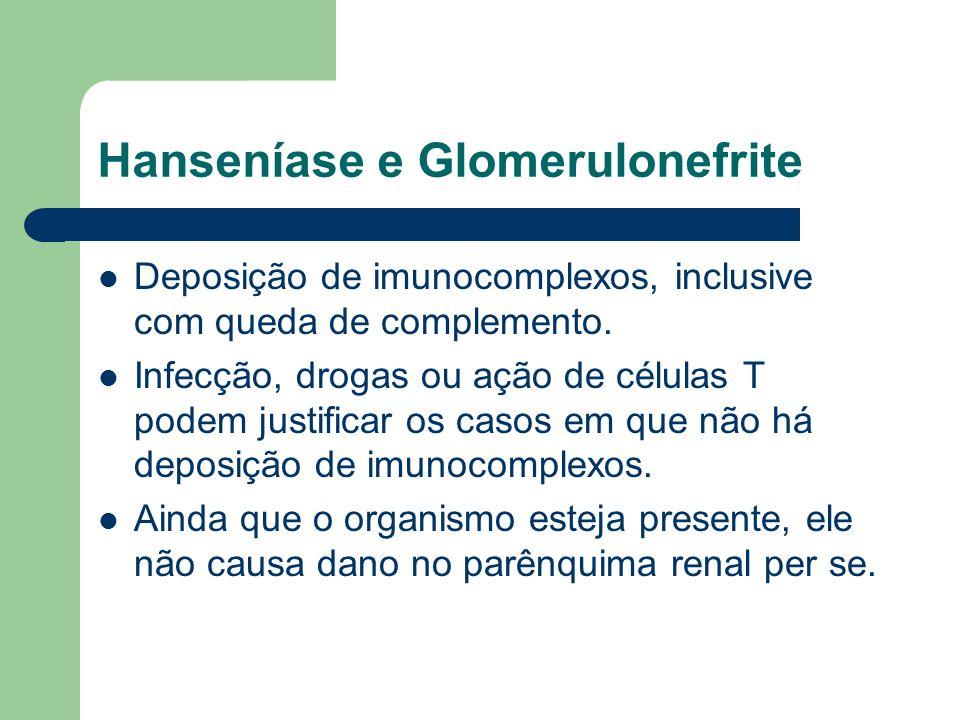 Hanseníase e Glomerulonefrite