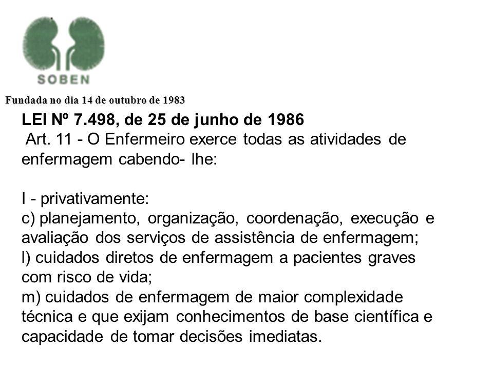 Fundada no dia 14 de outubro de 1983