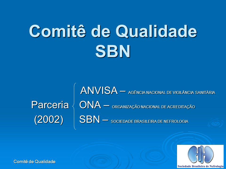 Comitê de Qualidade SBN