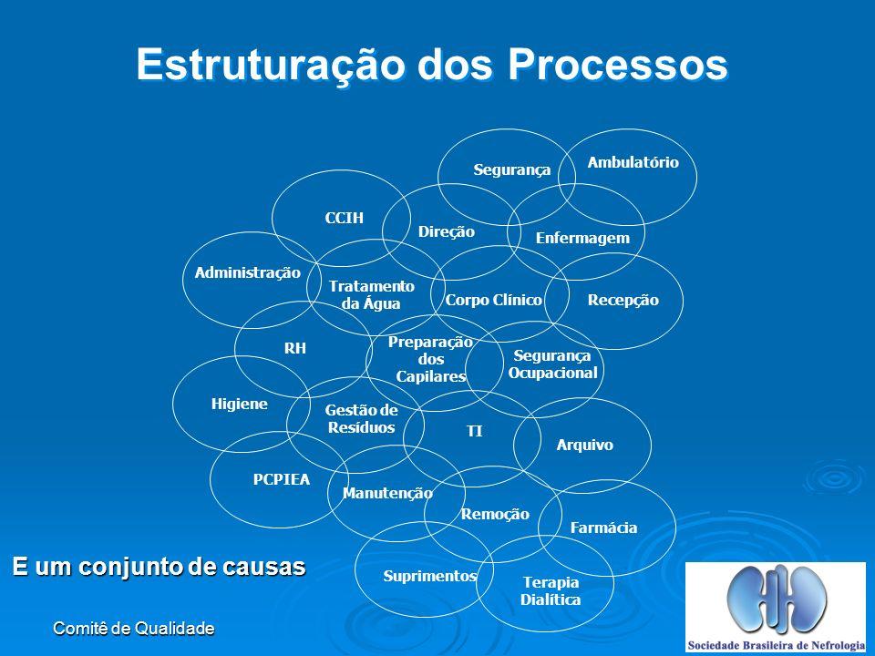 Estruturação dos Processos