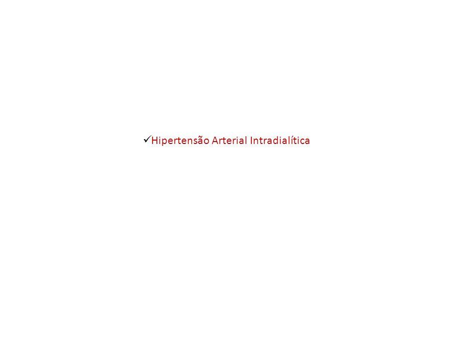 Hipertensão Arterial Intradialítica