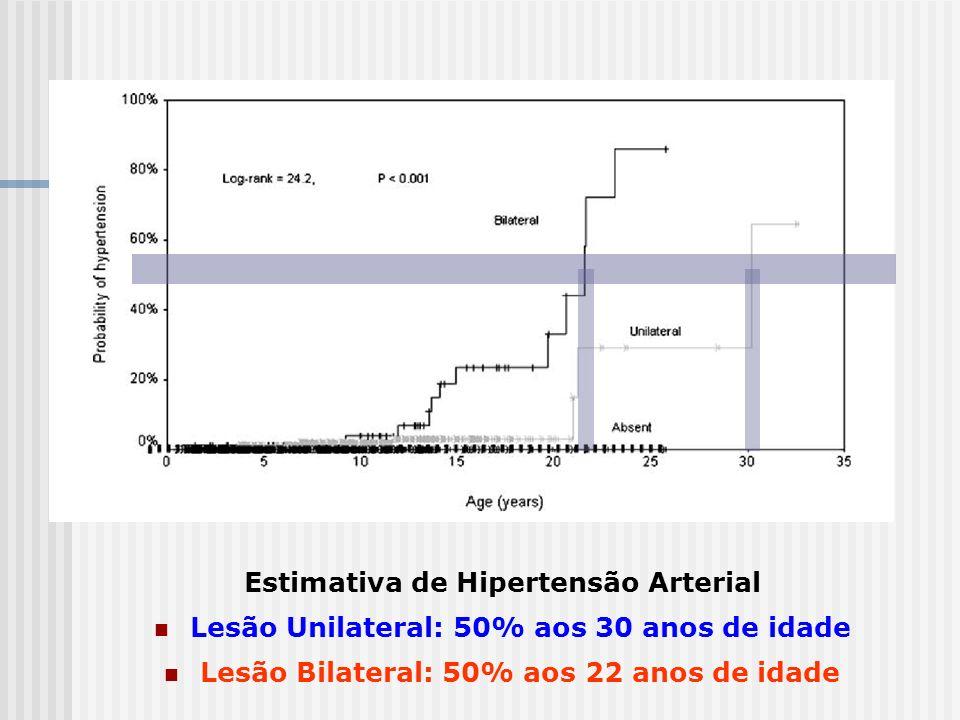 Estimativa de Hipertensão Arterial