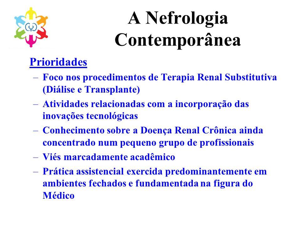 A Nefrologia Contemporânea