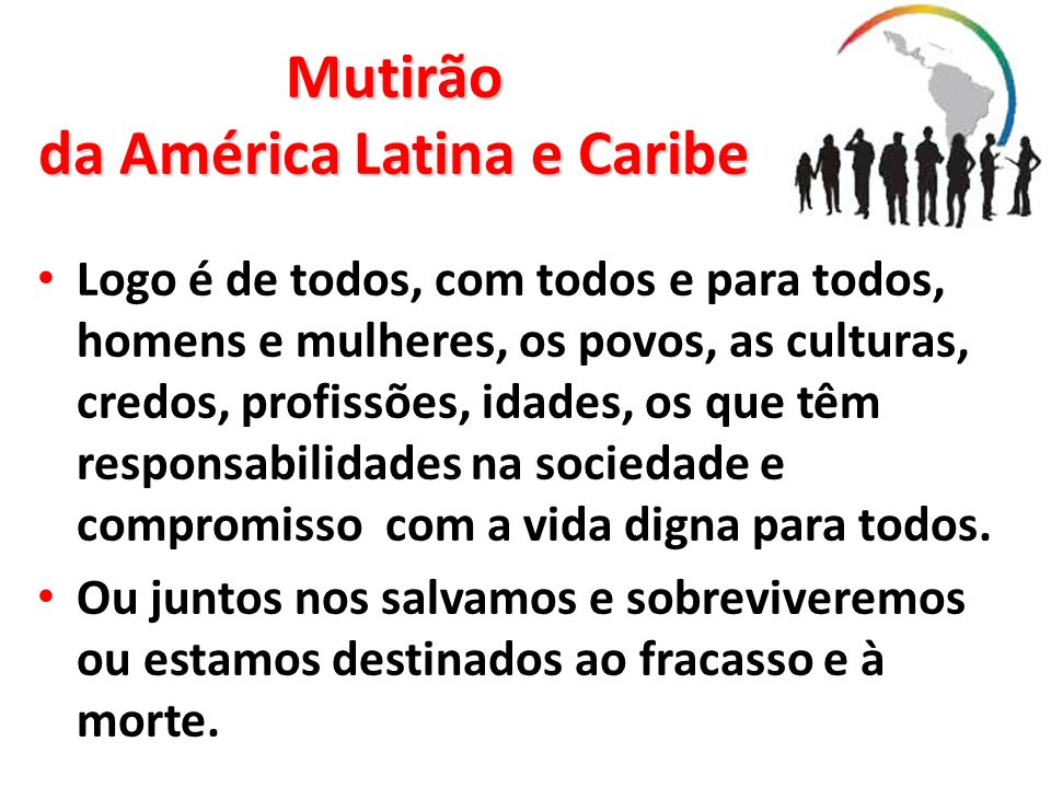 Mutirão da América Latina e Caribe