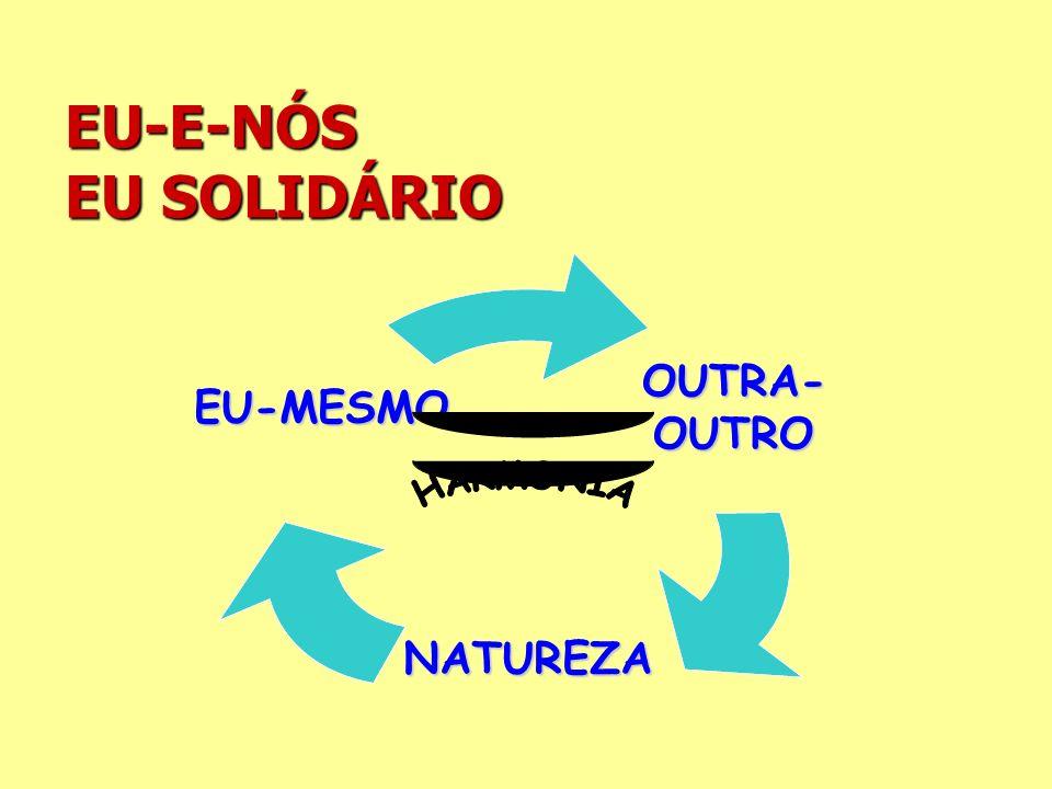 EU-E-NÓS EU SOLIDÁRIO HARMONIA