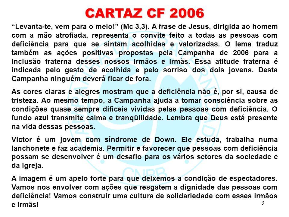 CARTAZ CF 2006
