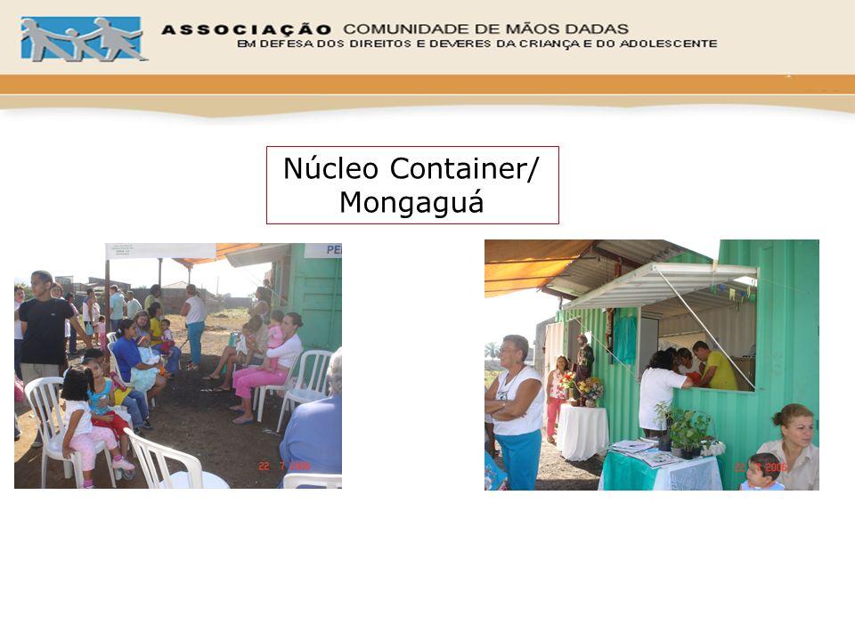 Núcleo Container/ Mongaguá