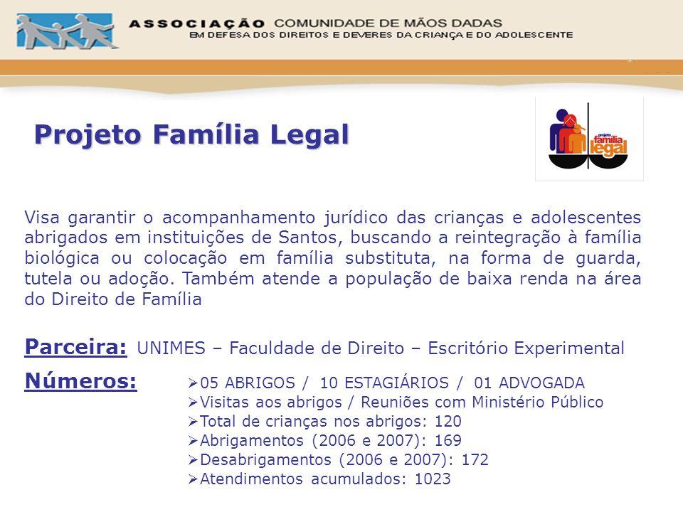 Projeto Família Legal