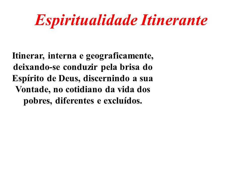 Espiritualidade Itinerante