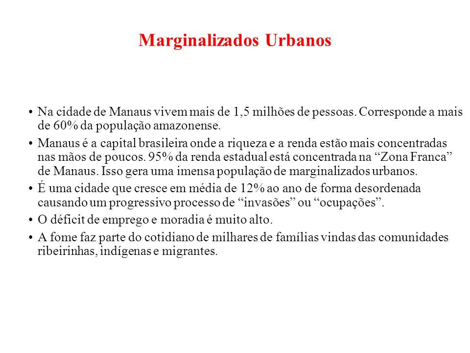 Marginalizados Urbanos