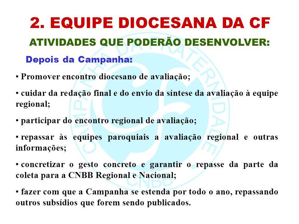 ATIVIDADES QUE PODERÃO DESENVOLVER: