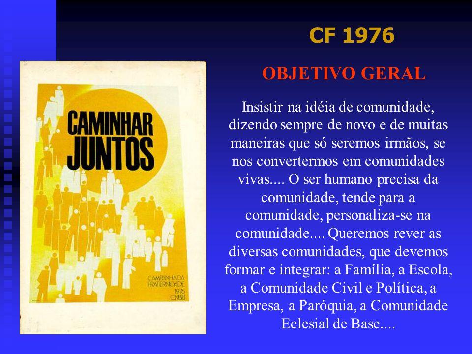 CF 1976 OBJETIVO GERAL.