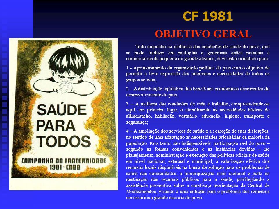 CF 1981OBJETIVO GERAL.