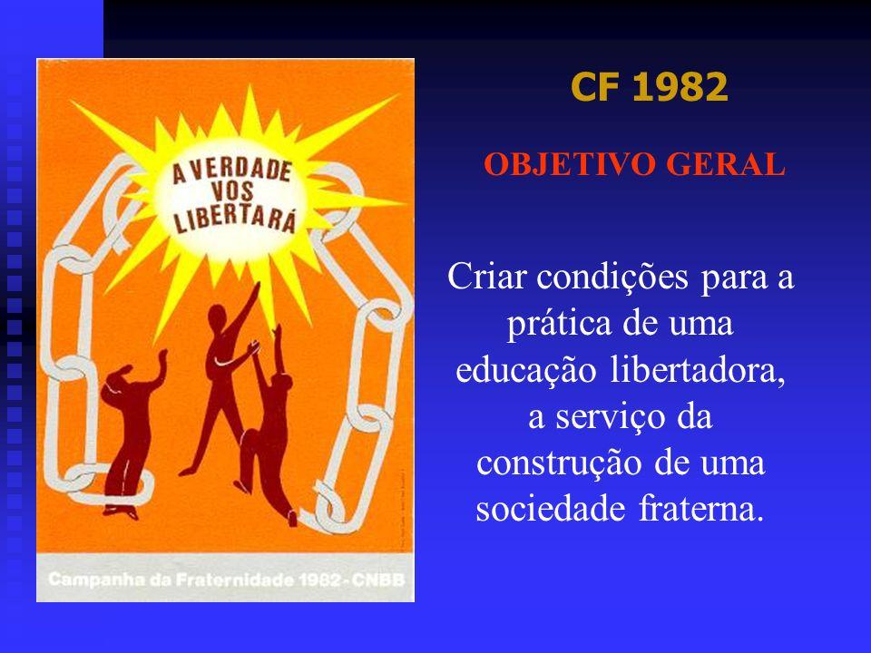 CF 1982 OBJETIVO GERAL.