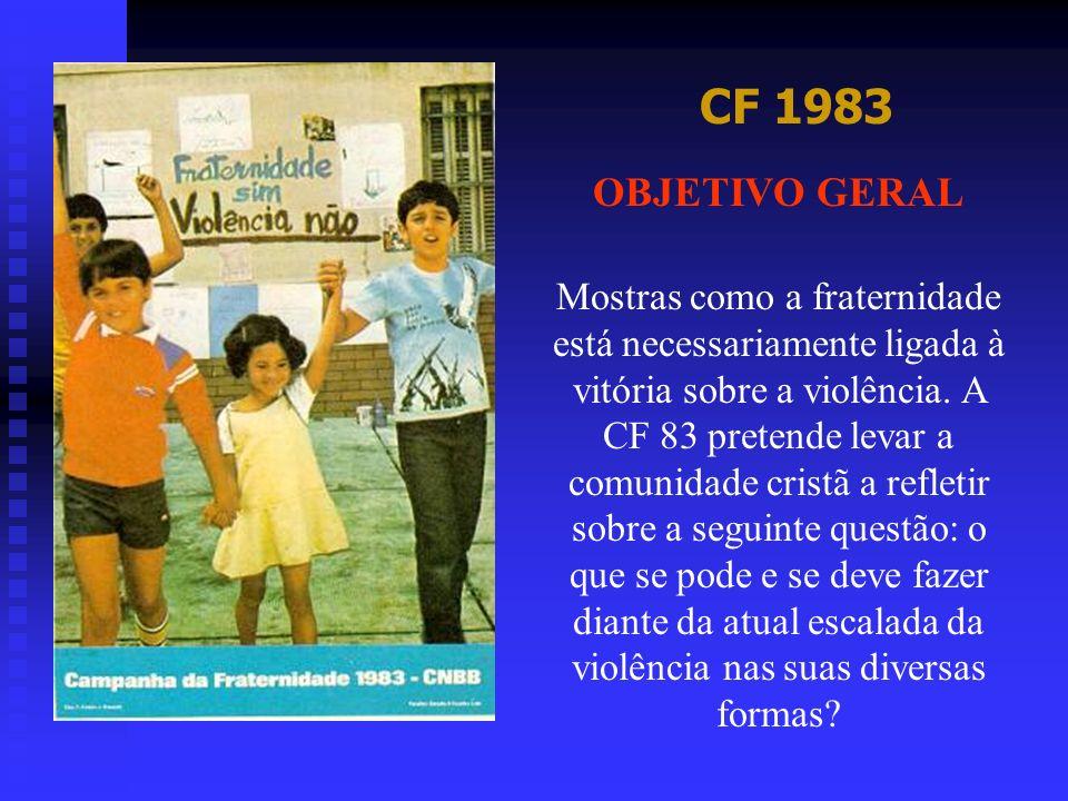 CF 1983 OBJETIVO GERAL.