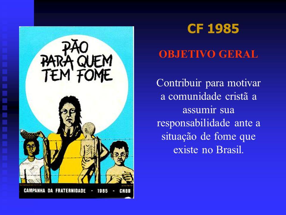 CF 1985 OBJETIVO GERAL.