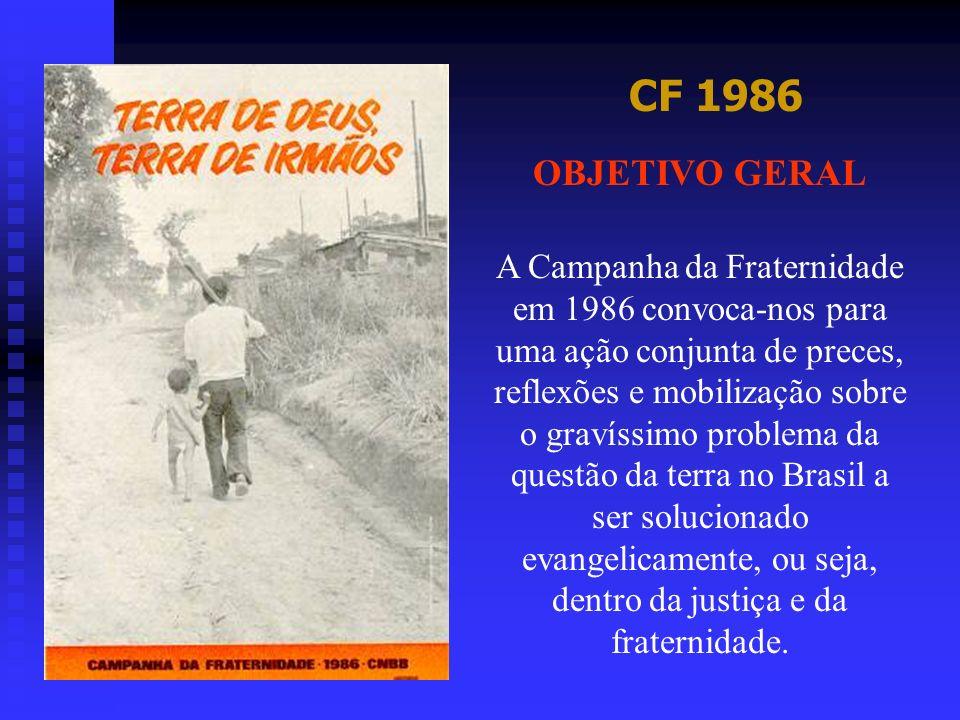 CF 1986 OBJETIVO GERAL.
