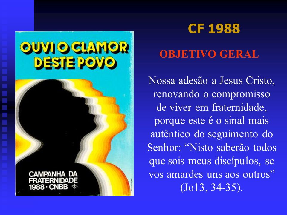 CF 1988OBJETIVO GERAL.