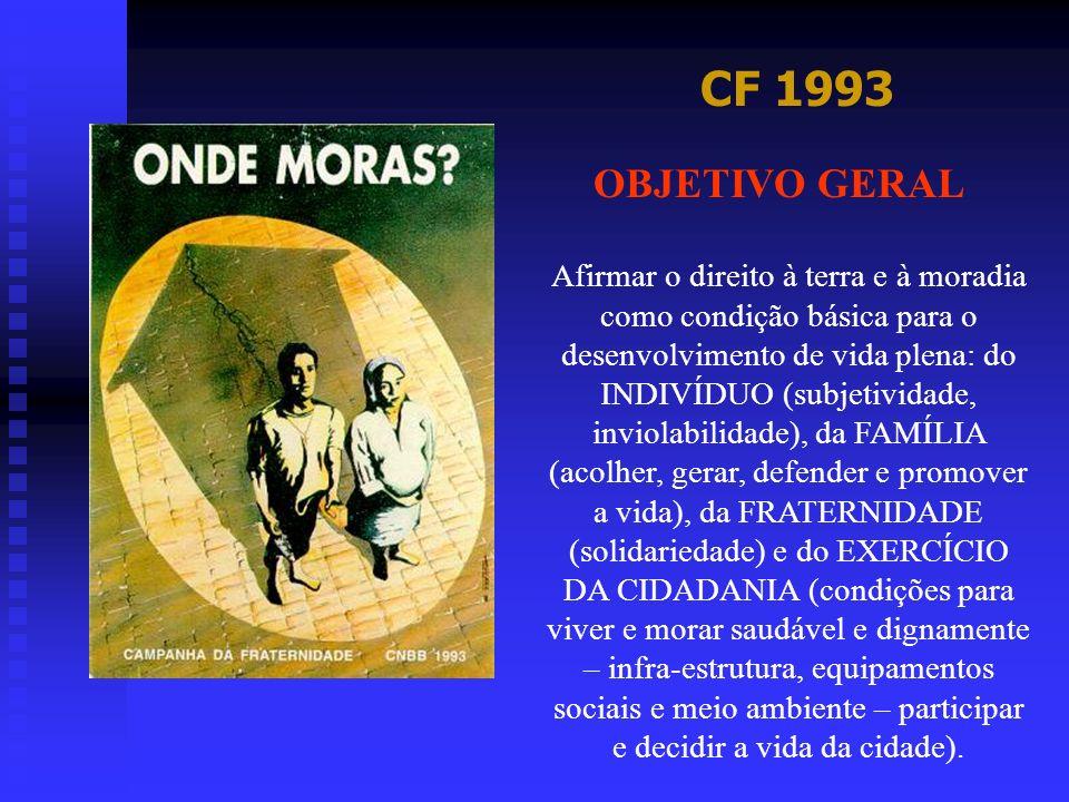 CF 1993 OBJETIVO GERAL.