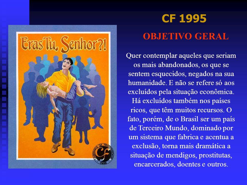 CF 1995 OBJETIVO GERAL.