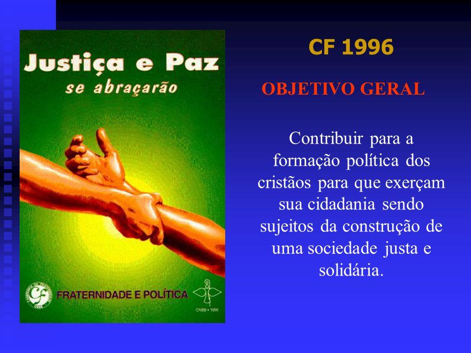 CF 1996 OBJETIVO GERAL.