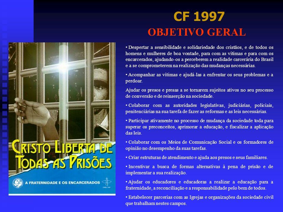 CF 1997 OBJETIVO GERAL.