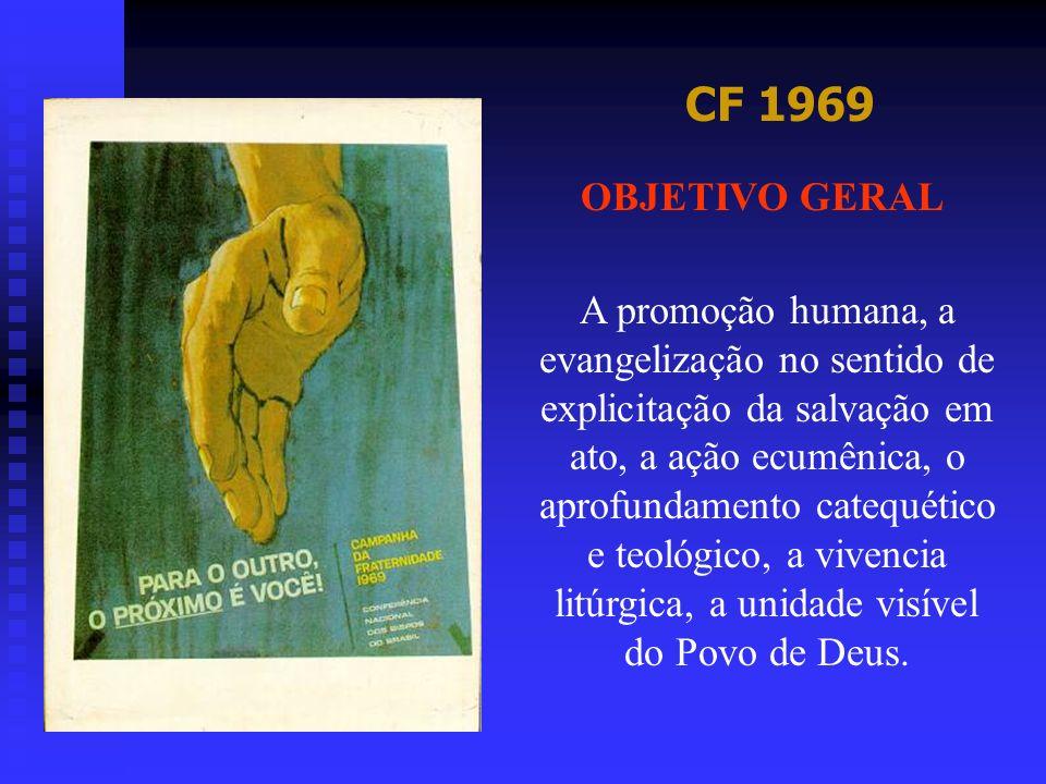 CF 1969 OBJETIVO GERAL.