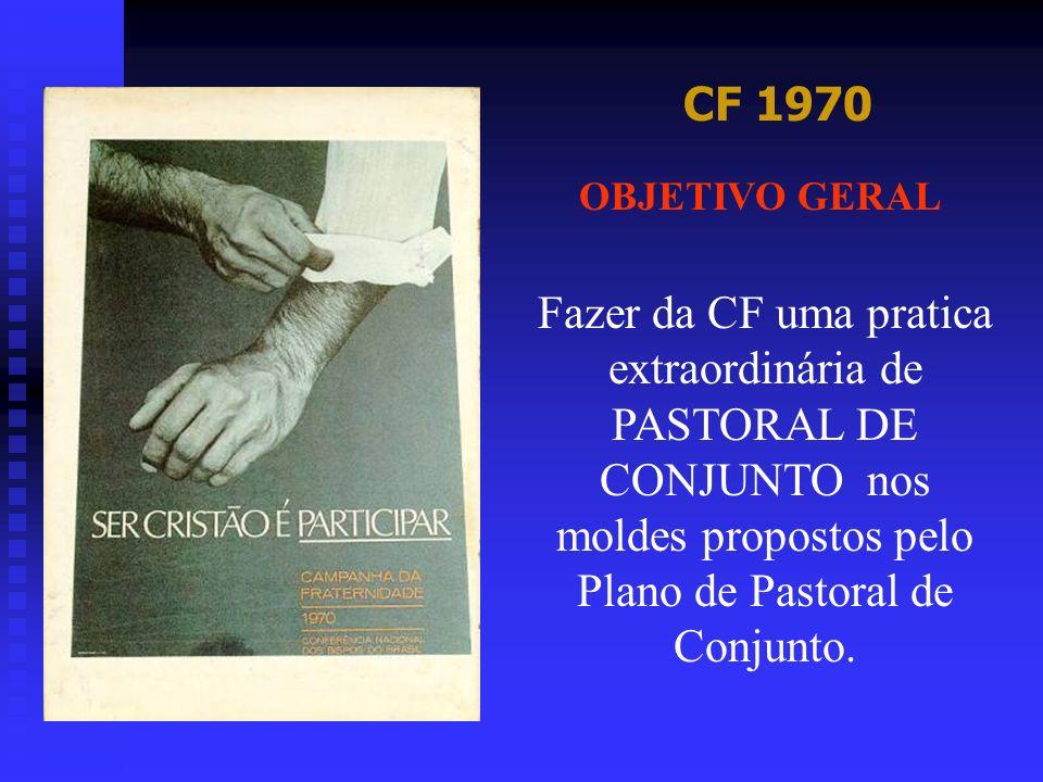 CF 1970 OBJETIVO GERAL.
