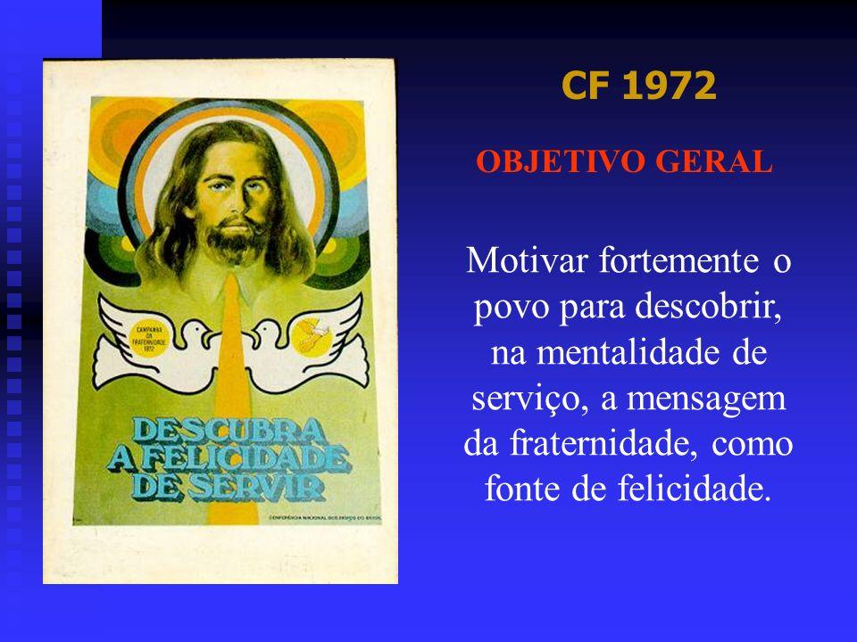 CF 1972 OBJETIVO GERAL.