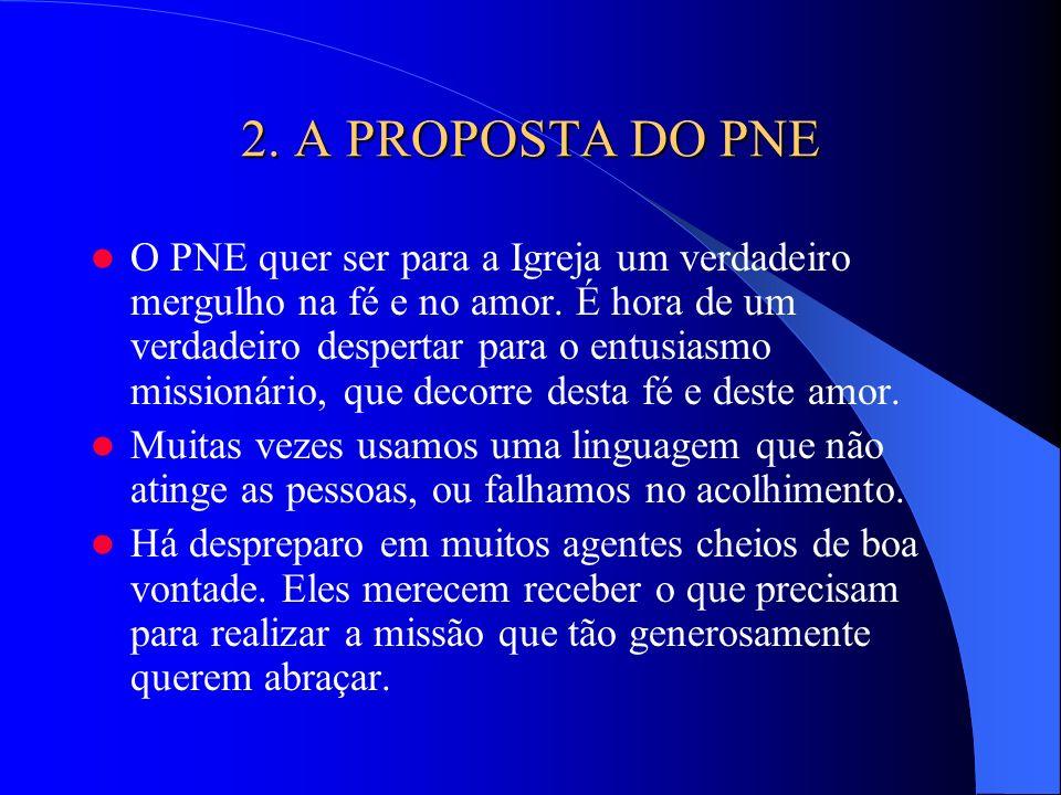 2. A PROPOSTA DO PNE