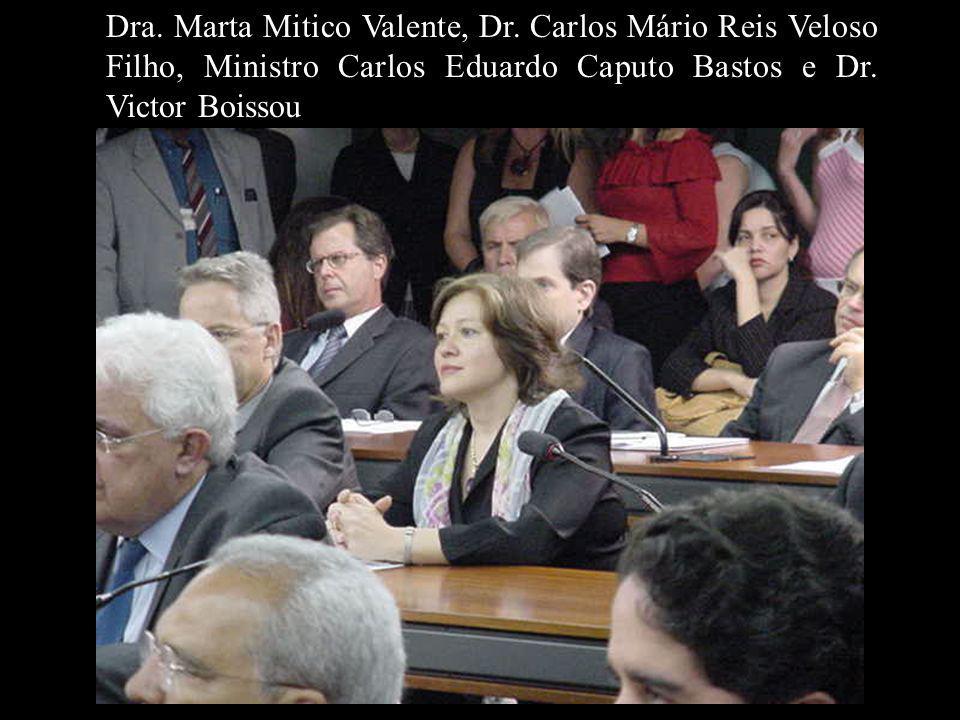 Dra. Marta Mitico Valente, Dr