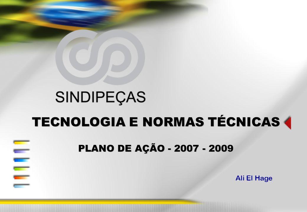 TECNOLOGIA E NORMAS TÉCNICAS