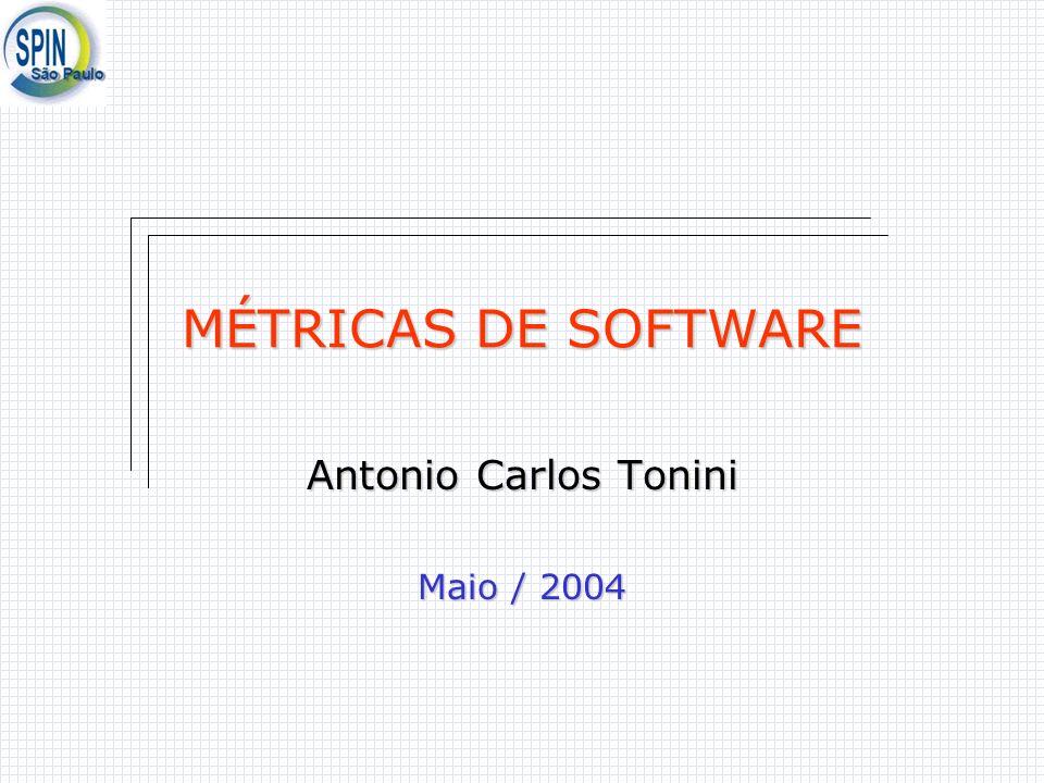 Antonio Carlos Tonini Maio / 2004
