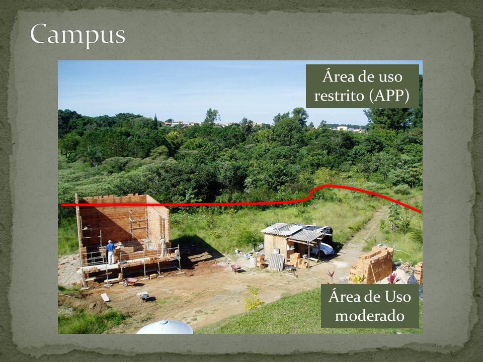 Área de uso restrito (APP)